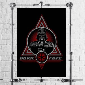 Plakat Star Wars - Dark Fate