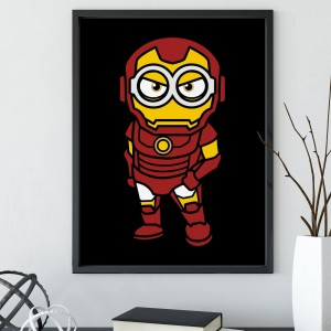 Plakat Iron Minion